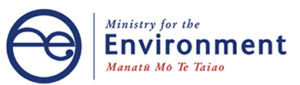 Ministry for Environment logo